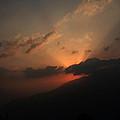 Beautiful Sunrise Of Shelapani by Vinod Madhok