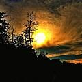 Beautiful Sunset by Derek Goss