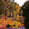 Beautiful Victoria Park Truro Nova Scotia by John Malone