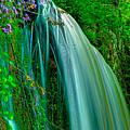 Beautiful Water Falls by Louis Dallara