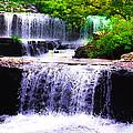 Beautiful Waterfall by Bill Cannon