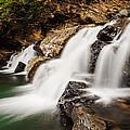 Beautiful Waterfall In Western Ghats Karnataka India by Vishwanath Bhat