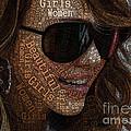Beautiful Women Girls by Boon Mee