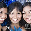 Beautiful Women Of Brazil 10 by David Smith