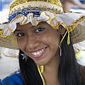 Beautiful Women Of Brazil 11 by David Smith