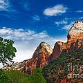 Beautiful Zion by Robert Bales
