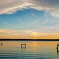 Beauty At Sundown by Mechala Matthews