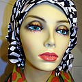Beauty In Turban by Ed Weidman
