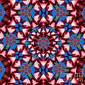 Beauty Of Aruba Kaleidoscope by Judy Wolinsky