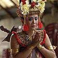 Beauty Of The Barong Dance 1 by Bob Christopher