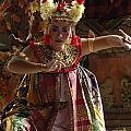 Beauty Of The Barong Dance 2 by Bob Christopher