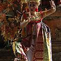 Beauty Of The Barong Dance 3 by Bob Christopher