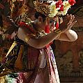 Beauty Of The Barong Dance 4 by Bob Christopher