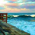 Beauty Of The Pier by Tyson Kinnison