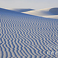 Patterns White Sands New Mexico by Bob Christopher