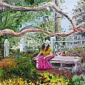 Beauty Rest by Susan Hanna