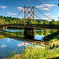 Beaver Town Bridge by Jerry Williamson