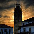 Beavertail Lighthouse Too by Joan Carroll
