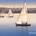 Becalmed by Betty LaRue