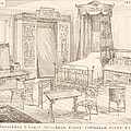 Bedchamber Furniture In The Japanese by