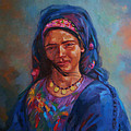 Bedouin Woman by Ahmed Bayomi