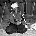 Bedouin Woman by James Bryant
