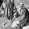 Bedouins In Jordan by Underwood Archives