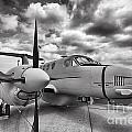 Beechcraft C-12 Huron by Douglas Barnard