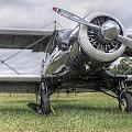 Beechcraft Staggerwing by Howard Markel