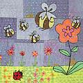 Beeing Happy by Julie Bull