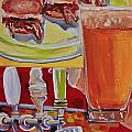 Beer And Pork Sliders by Shannon Lee