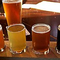 Beer Sampler by Allan Morrison