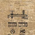 Beer Tap Patent by Dan Sproul