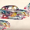 Beetle Car by Mark Ashkenazi