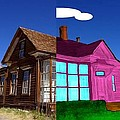 Before And After House by Bruce Nutting