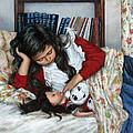 Before Bedtime by Sylvia Castellanos