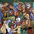 Before The Last Supper by Anthony Falbo