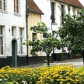 Beguinage Lier - Belgium by Gilberte Crets