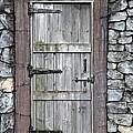 Behind The Door by Sara  Raber