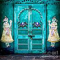 Behind The Green Door by Catherine Arnas