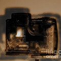 Behind The Lens  by Steven Digman