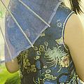 Behind The Umbrella by Margie Hurwich