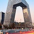 Beijing Street by Songquan Deng