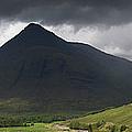 Beinn Dorain Panorama by Gary Eason