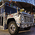 Bejeweled Bus by Cityscape Photography