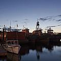 Belfast Maine by Mark Schumpert
