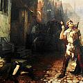 Belgian Ferdinand Pauwels The Plague In Ypres by MotionAge Designs