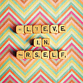 Believe In Yourself by Mable Tan