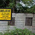 Believe by Tikvah's Hope