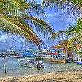 Belize Hdr by Debby Richards